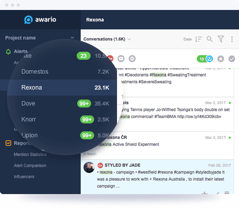 Awario: The Social Media & Web Monitoring Tool Your Brand Needs