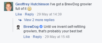 brewdog comment